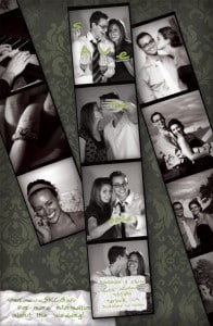 Photo Booth Save-The-Date & Invitations