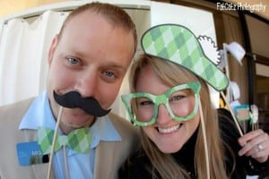 Orlando Photo Booth Rental – Golf Sports Theme Event at Mission Inn Resort