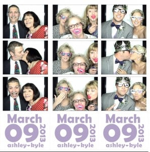 Orlando Photobooth Rental – Red Tail Country Club Wedding