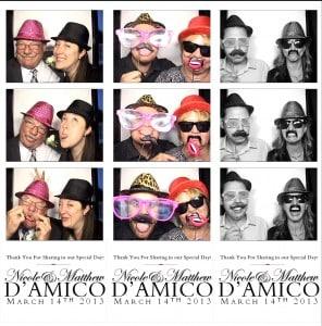 Orlando Photobooth Rental – Cypress Grove Wedding
