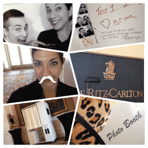 Orlando Photo booth Rental – Ritz Carlton Orlando Wedding