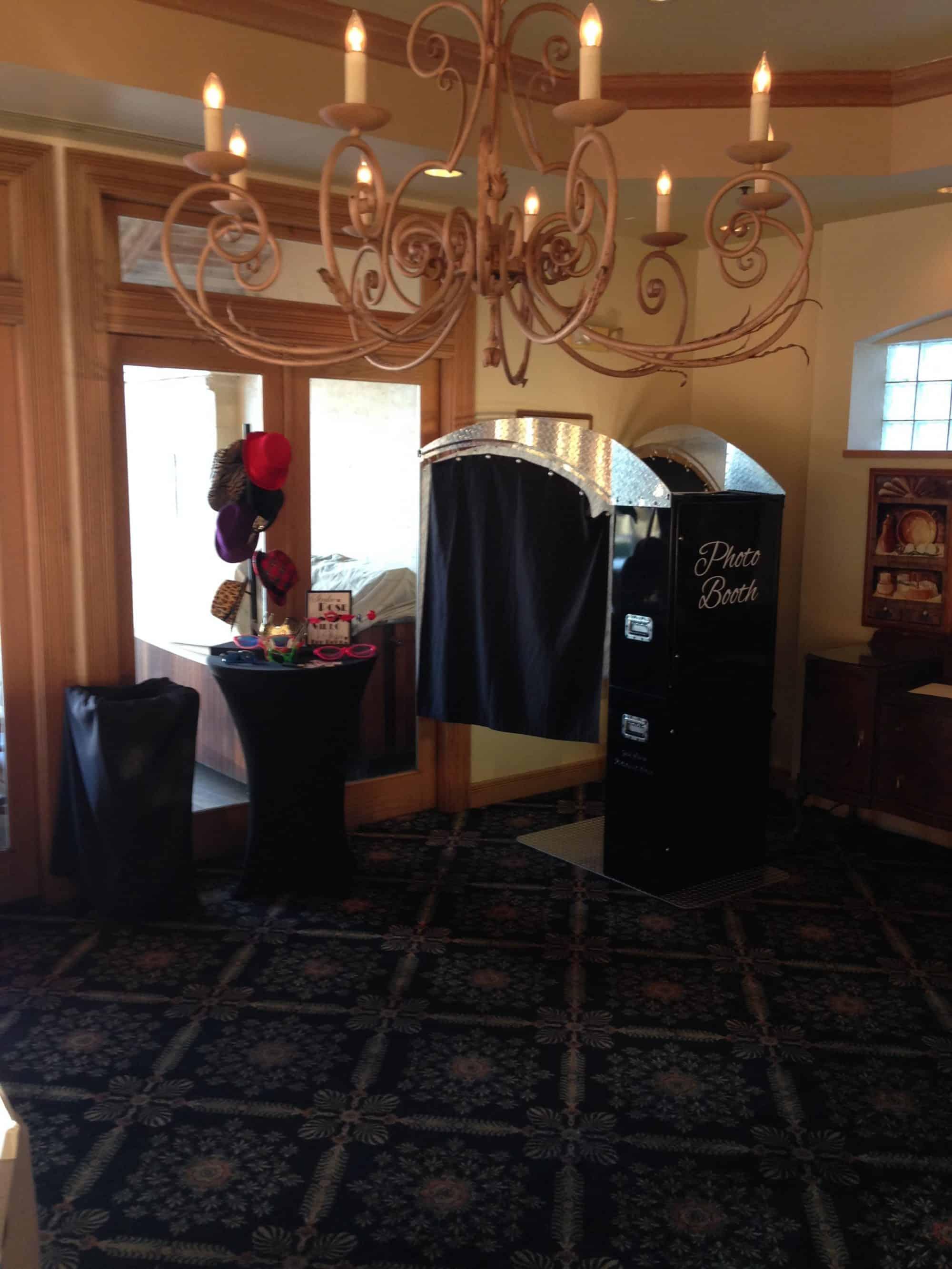 Orlando Photo Booth Rental - Mission Inn La Hacienda - The Printz