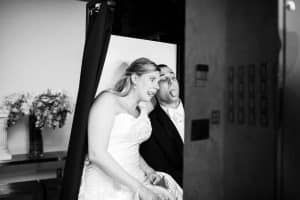 Timacuan Country Club Wedding – Classic Black Photo Booth