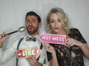 hot mess and like signs