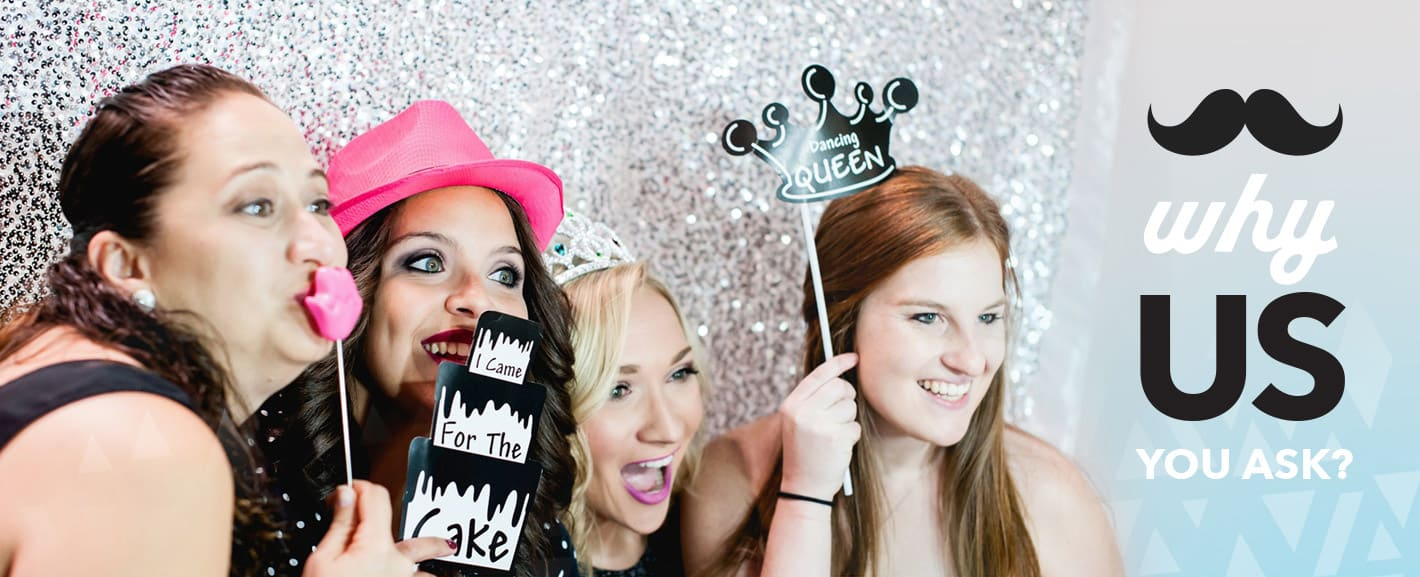 Orlando's #1 Photo Booth Rental Company for Weddings & Corporate Events