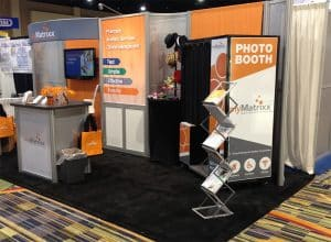 4 (Awesome) Trade Show Booth Ideas