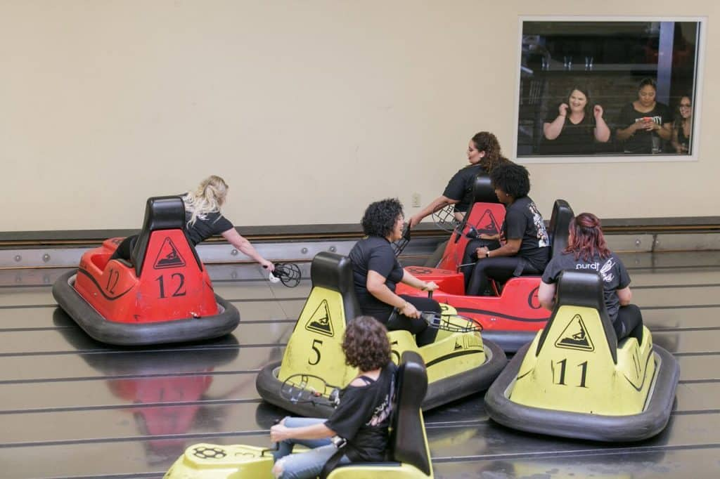 Who doesn't love a little WhirlyBall?