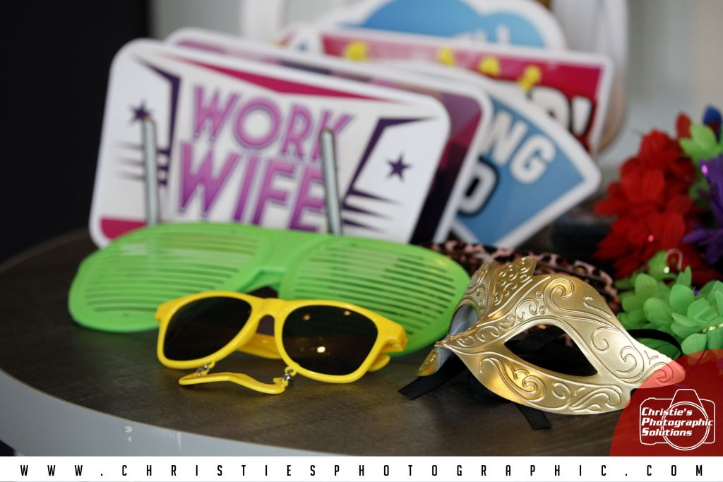 NACE Event - corporate photo booth props