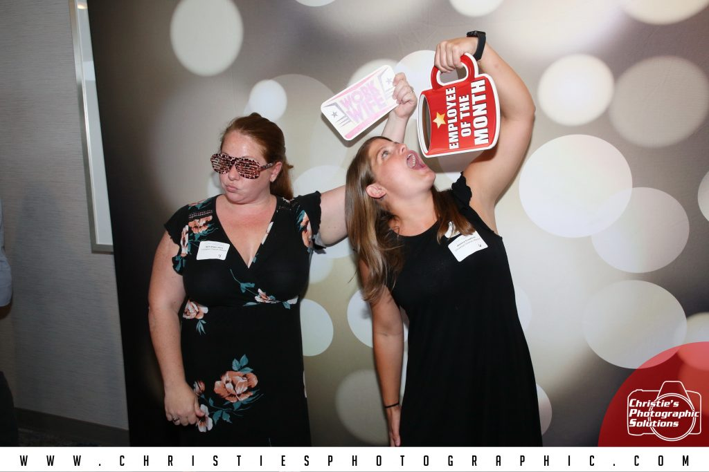 NACE Event - fun photo booth props for corporate event
