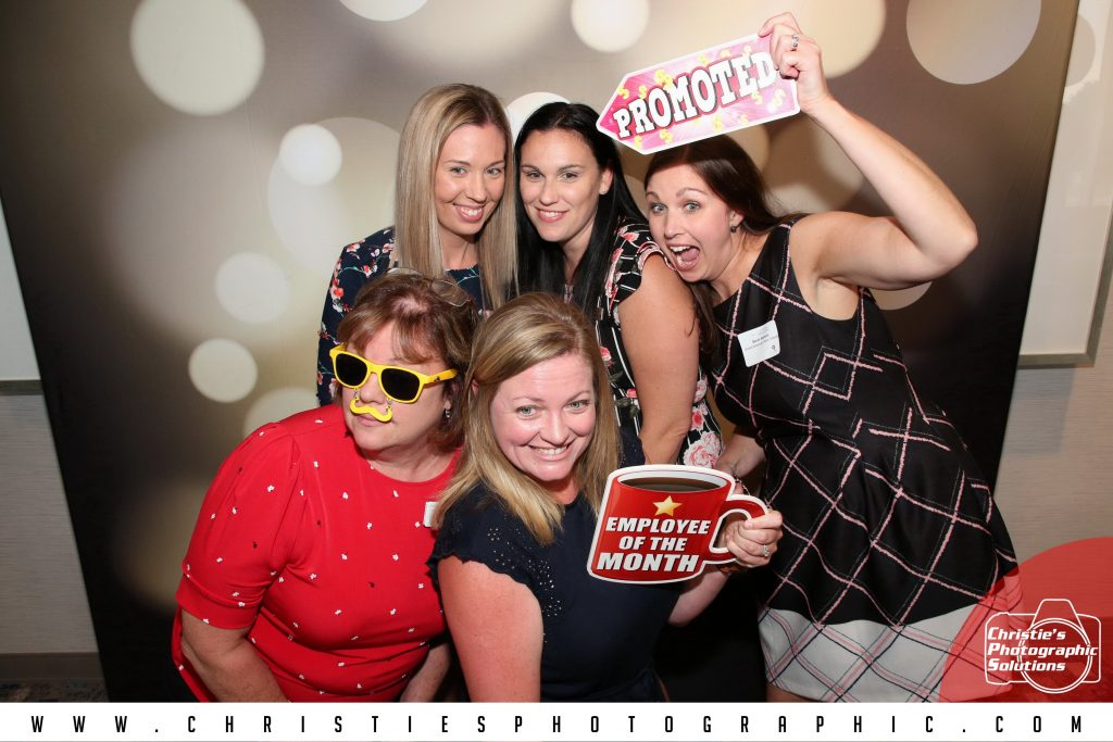 NACE Event - work-related photo booth props