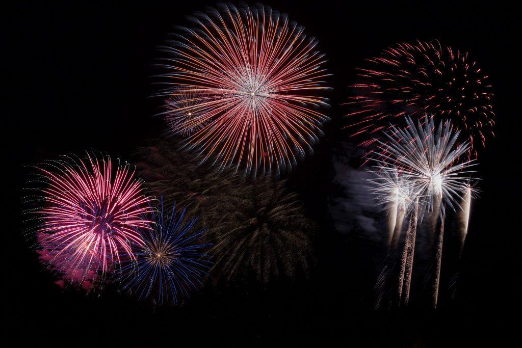 rocket fireworks