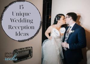 15 wedding reception ideas