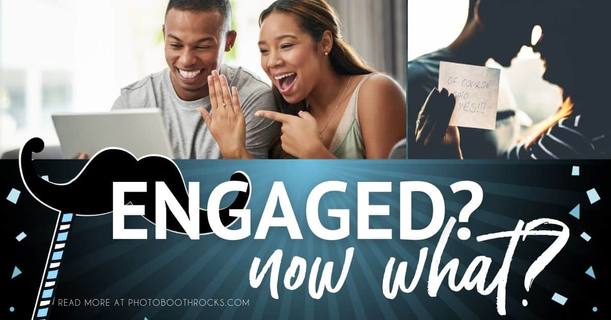 engageds? now what?