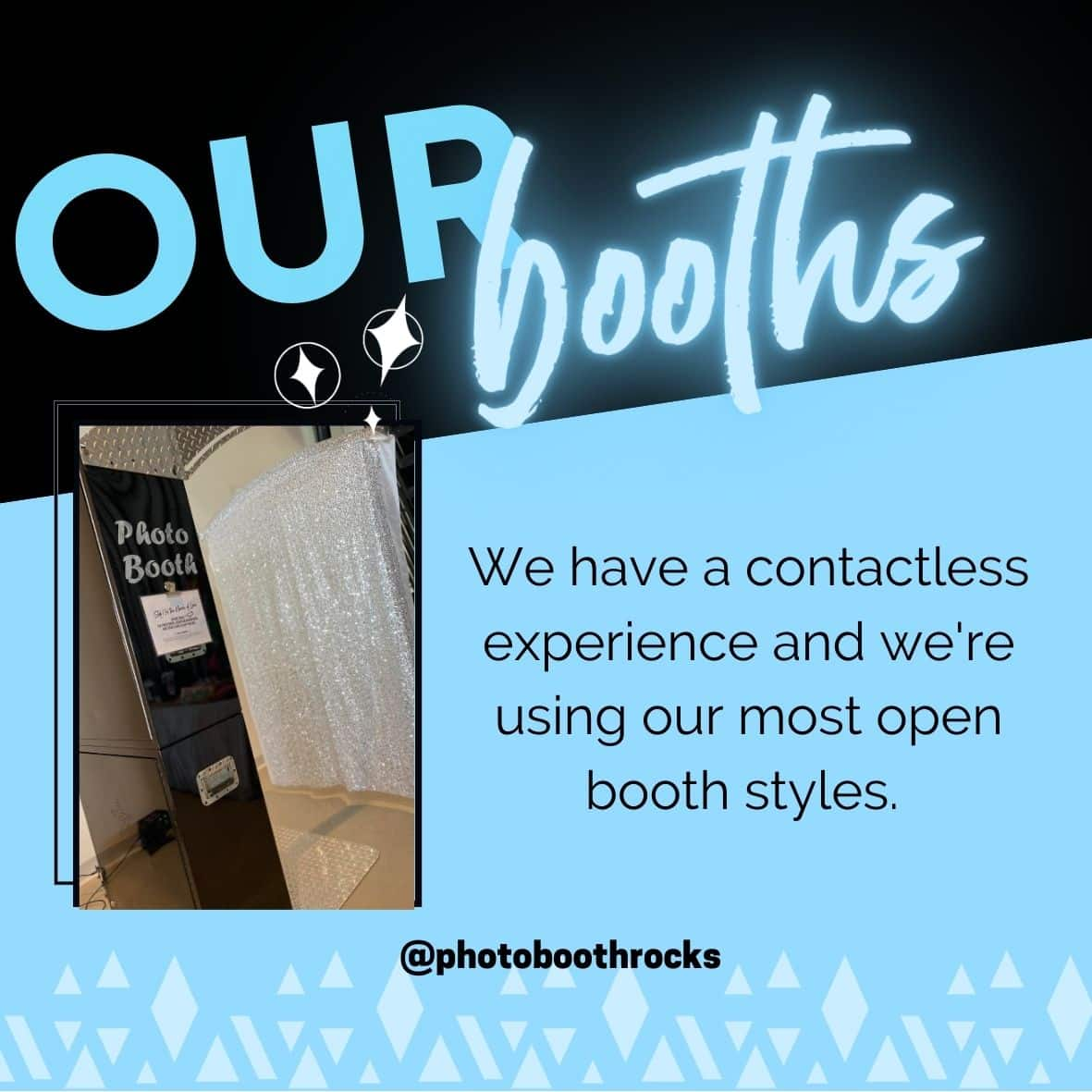 covid event procedures for photo booth